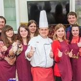 Вкусный июнь в Кулинарной школе Oede!